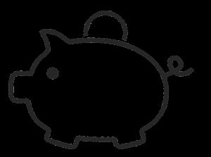 piggy bank, piggybank, money